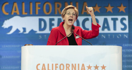 Has trade battle helped Liz Warren don the mantle of Ted Kennedy?