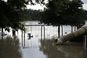 Texas floods: What can communities do to reduce vulnerability ...