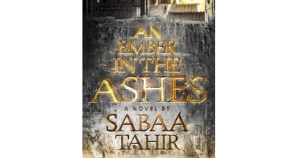 YA book 'An Ember in the Ashes' draws buzz