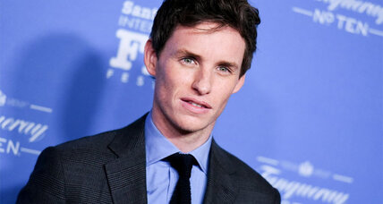 Will Eddie Redmayne star in 'Fantastic Beasts and Where to Find Them'?