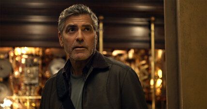 George Clooney: Hopeful message is one of the best parts of 'Tomorrowland'