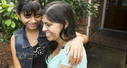 Mother and daughter reunited after eight-year cross-border custody battle