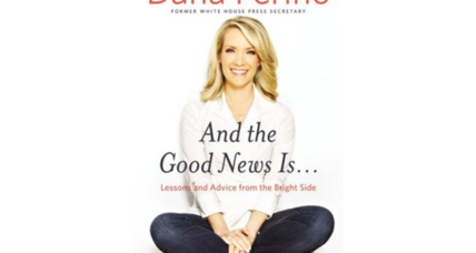 Dana Perino's 'And the Good News Is...' becomes a top seller
