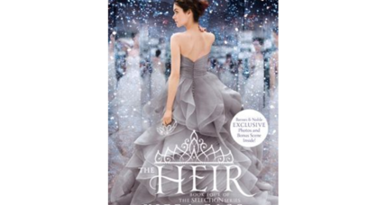 'The Heir' Barnes & Noble exclusive edition continues program success
