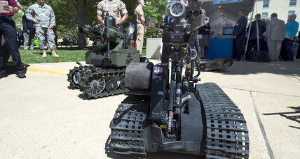 From Batsuits to Magic Carpets, Pentagon shows off new toys