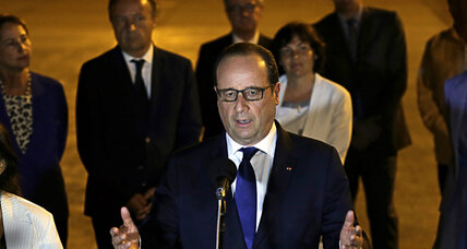 Why French president is making first ever trip to Cuba