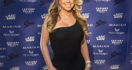 Mariah Carey: How'd she do at her Las Vegas debut? (+video)