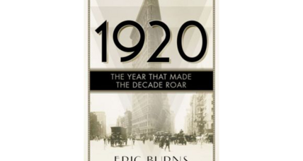 '1920' is the lively, readable biography of a seminal year