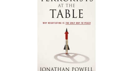 'Terrorists at the Table' urges the US to negotiate with its enemies