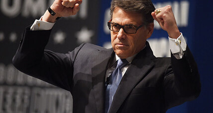 Rick Perry to announce 2016 presidential intentions on June 4
