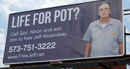 How a Missouri 'pothead' became poster boy for compassion on drugs