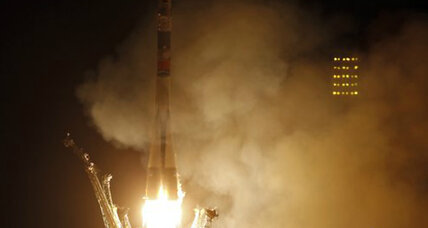 Another Russian rocket malfunctions, crashes in Siberia