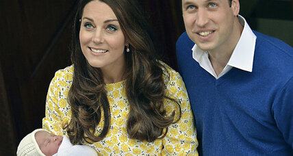 Royal family welcomes a princess. Where is she in the line of succession? (+video)