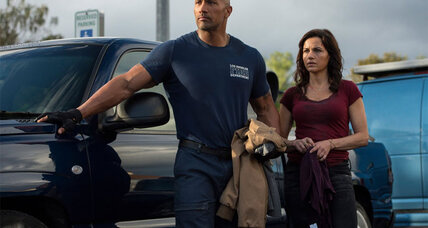'San Andreas' has remarkable CGI effects