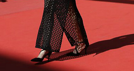 'Shoegate': Celebrity dress code contretemps at Cannes