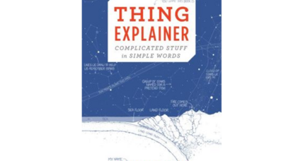 Randall Munroe's upcoming book 'Thing Explainer' is already a bestseller