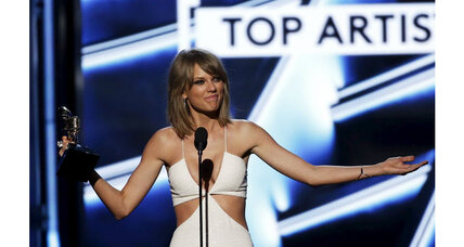Taylor Swift at BBMAS: What are the keys to her enduring success? (+video)