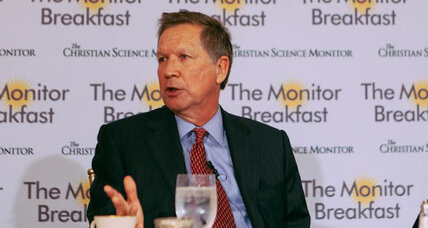 John Kasich 'optimistic' about resources for 2016 presidential run