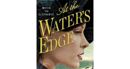 Sara Gruen's 'At the Water's Edge' sells well despite mixed reviews