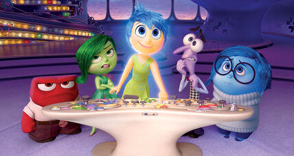 'Inside Out': There's verve in the animation and wit in the byplay