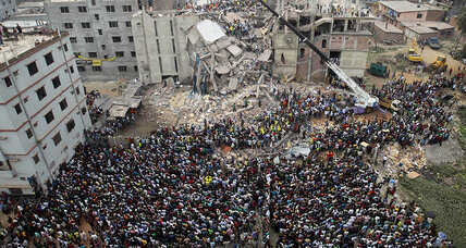 Murder charges filed in 2013 Bangladeshi factory collapse