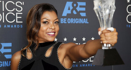 Taraji P. Henson: A look at her big win at the Critics' Choice TV Awards