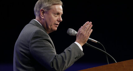 The one factor driving Lindsey Graham into the GOP race