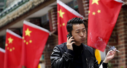 Puffing dragon: China's new smoking ban faces economic blowback (+video)