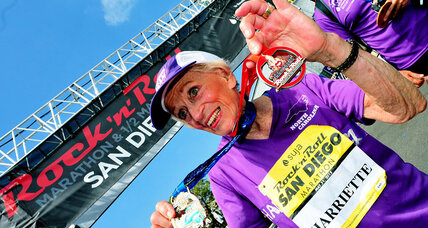 This 92-year-old pianist just set a marathon record