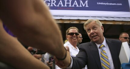 Lindsey Graham: the Republican who wants to tackle climate change