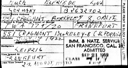 How suspected ex-Nazis reaped $20 million in Social Security benefits (+video)