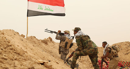 Iraqi plan to defeat Islamic State: Too light on political steps? (+video)