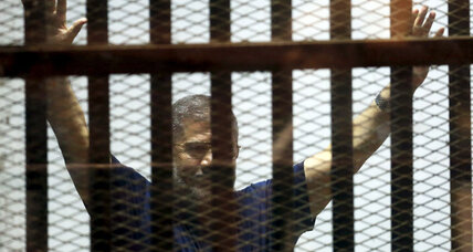 As Morsi awaits final sentencing, more Muslim Brotherhood leaders arrested (+video)