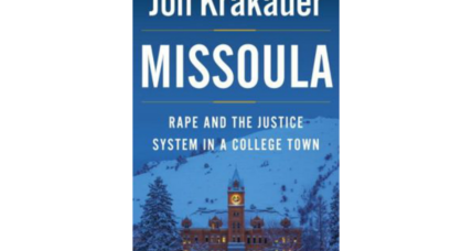 5 stunning facts about American justice in Jon Krakauer's 'Missoula'
