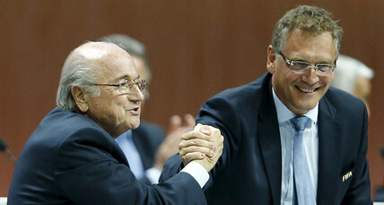 FIFA defends Blatter assistant on $10 million in bank transactions (+video)