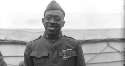 WWI heroes receive Medal of Honor in effort to right 'century-old injustice'