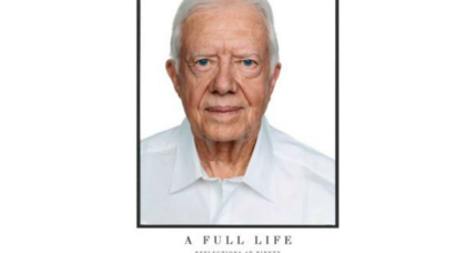 'A Full Life': Jimmy Carter writes again