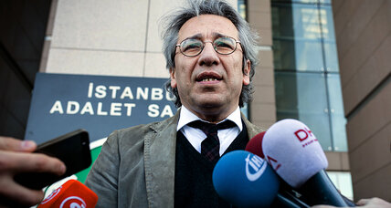 Why Turkey's president wants a newspaper editor jailed