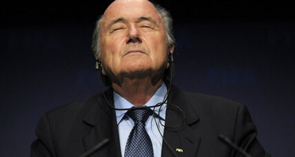 FIFA president Sepp Blatter announces his resignation. Why now?