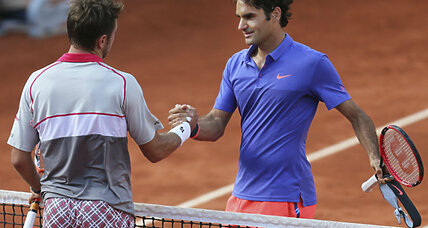 Wawrinka dominates Federer in French Open quarterfinals. What happened?