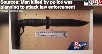Man shot by law enforcement in Boston was monitored by terrorism task force