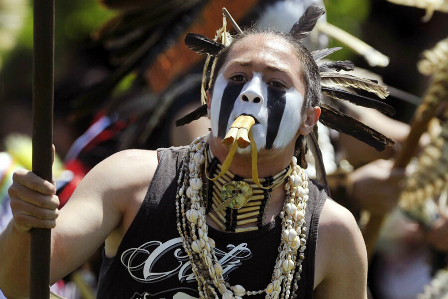 Native American Student Sues To Wear Eagle Feather At Graduation
