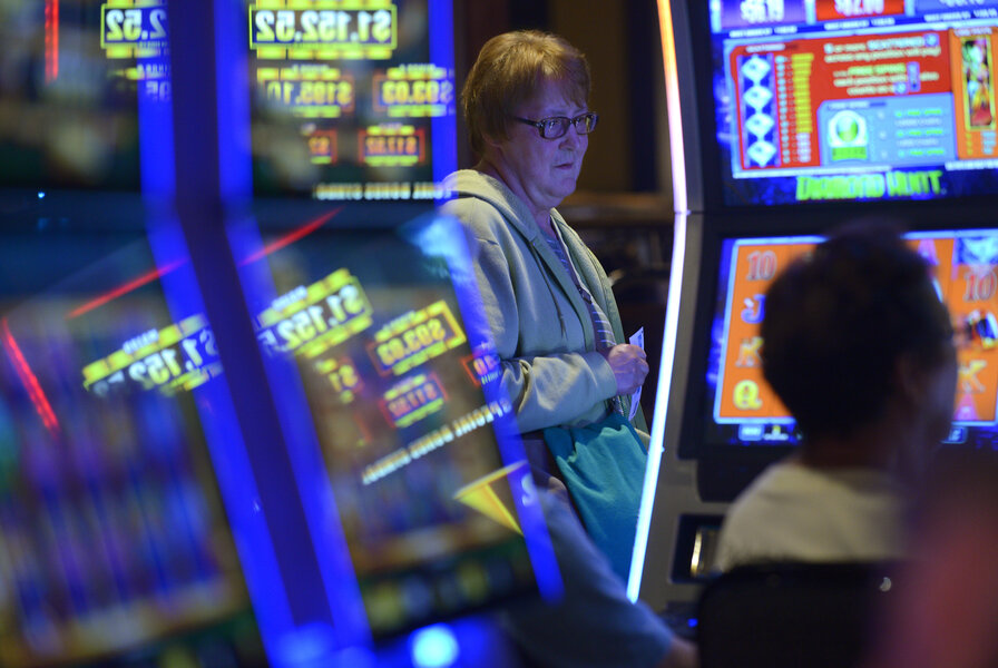 Inside the casino, the house is always watching - CSMonitor com