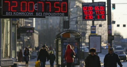 Oil price revival bolsters outlook for Russian economy