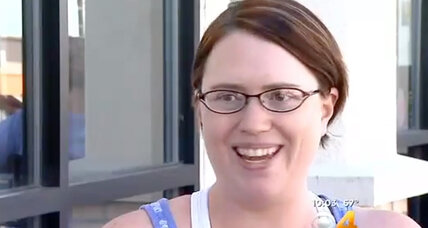 Behind the civil disobedience: Woman fired for giving free lunches at school