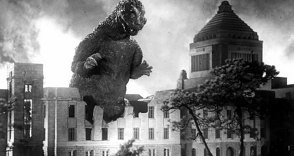 Why Godzilla just got his Japanese passport (+video)