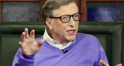 Why more college dropouts are trying to emulate Bill Gates