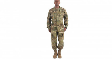 How the Army is trying to make its uniforms more uniform