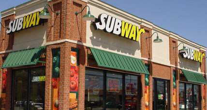 Subway will drop artificial ingredients by 2017