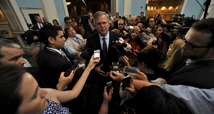 Jeb Bush says he'll make announcement on June 15